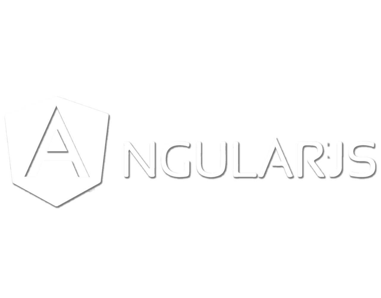 Logo AngularJS Transparent Full Stack Page Metas