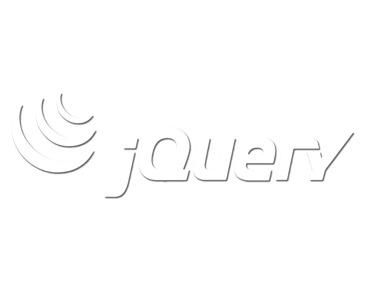Logo jQuery Transparent Full Stack Page Metas