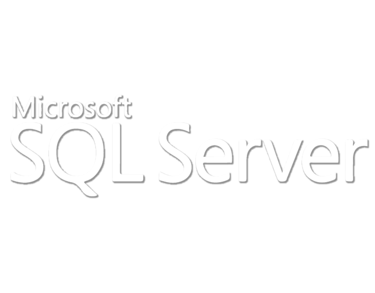 Logo Microsoft SQL Server Transparent Full Stack Page Metas