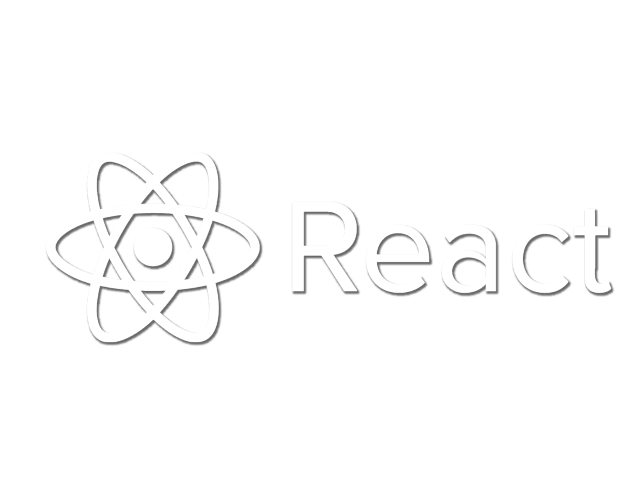 Logo React Transparent Full Stack Page Metas