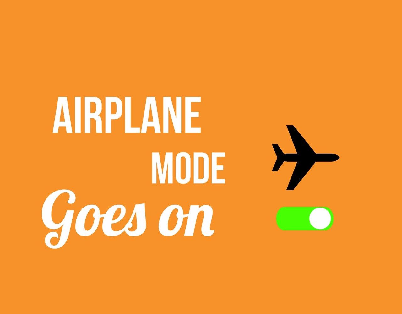 AirPlane Mode Software Post Blog 3Metas